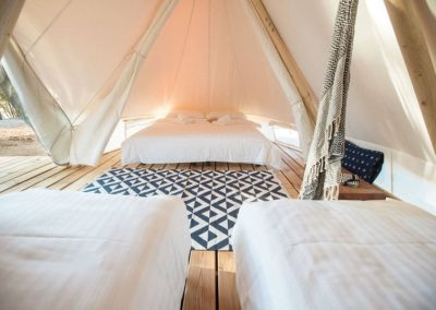 Glamping Bell